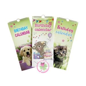 kalenders verkopen
