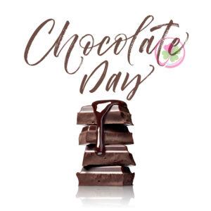 Chocoladeverkoop